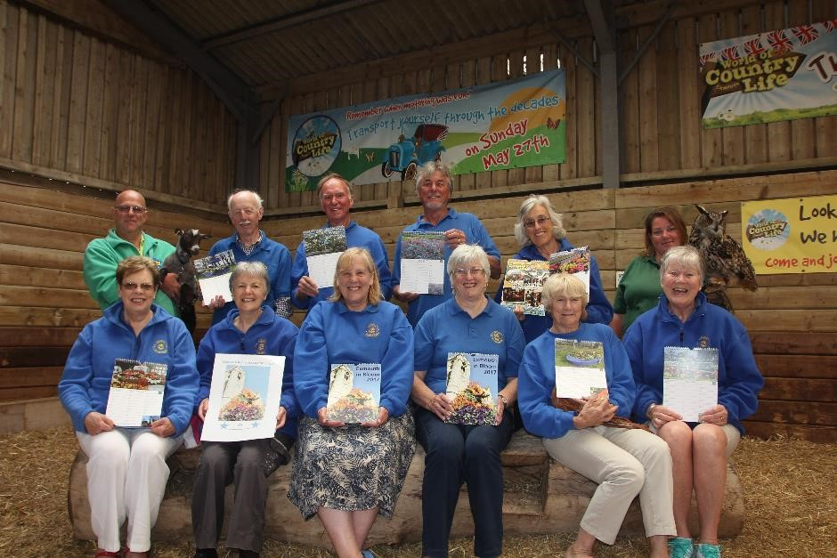 Calendar launch at World of Country Life June 9